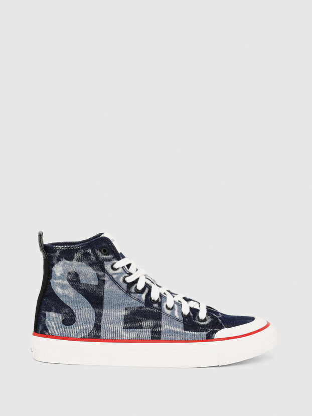 S-ASTICO MC, Dark Blue - Sneakers