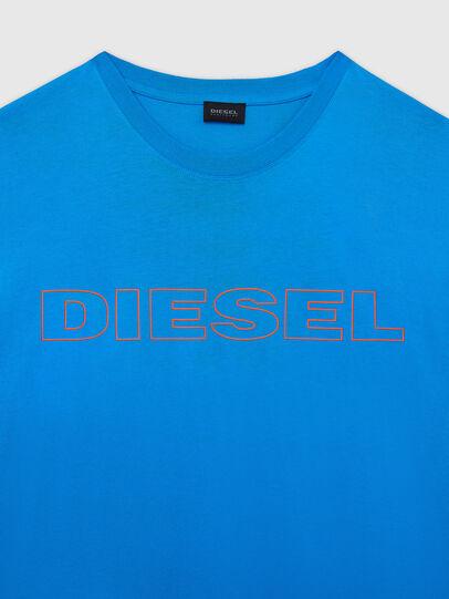 Diesel - UMLT-JAKE, Azure - T-Shirts - Image 3