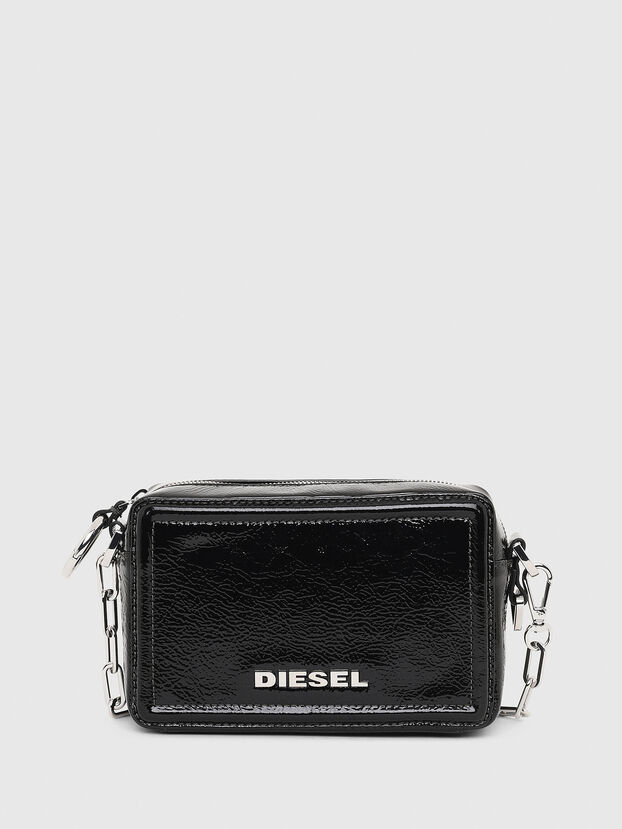 ROSA' PCHAIN, Black - Crossbody Bags