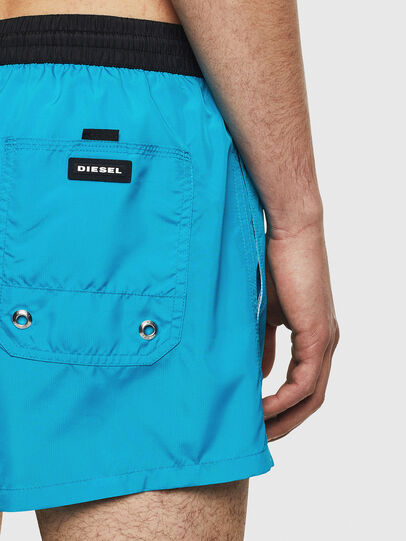 Diesel - BMBX-SANDY 2.017, Azure - Swim shorts - Image 4