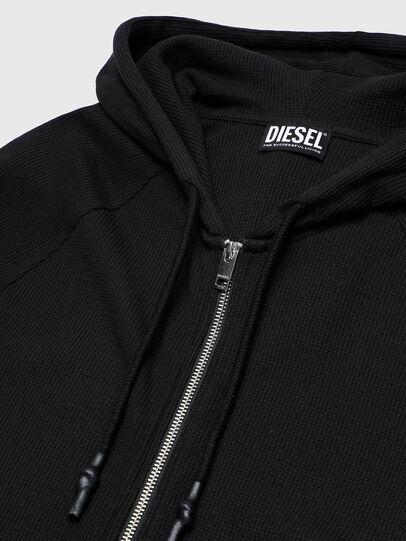Diesel - UMLT-BRIANZ-W, Black - Sweatshirts - Image 3