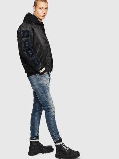 Diesel - L-KHARKOV,  - Leather jackets - Image 8