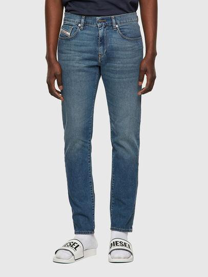 Diesel - D-Strukt Slim Jeans 009EI, Medium Blue - Jeans - Image 1