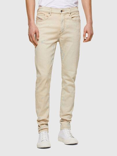 Diesel - D-Amny Skinny Jeans 009VJ, White - Jeans - Image 1
