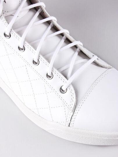 Diesel - DIAMOND, White - Sneakers - Image 4
