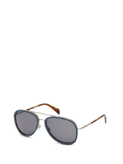 Diesel - DL0167, Blue Jeans - Sunglasses - Image 3
