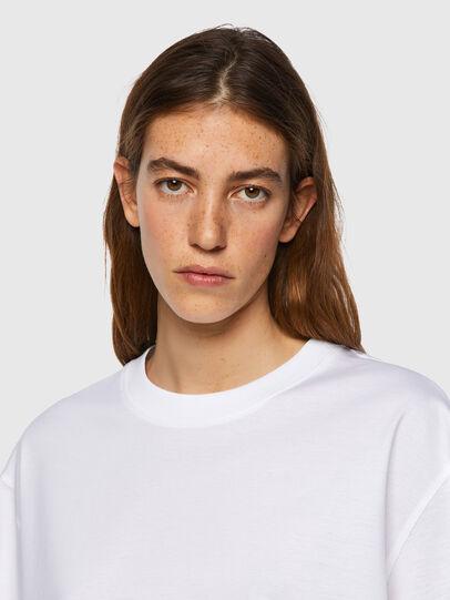 Diesel - T-SHARP, Blanco - Camisetas - Image 3