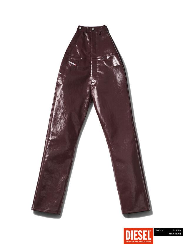 GMPT01, Burgundy - Pants