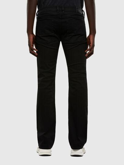 Diesel - Zatiny Bootcut Jeans 0688H, Black/Dark Grey - Jeans - Image 2