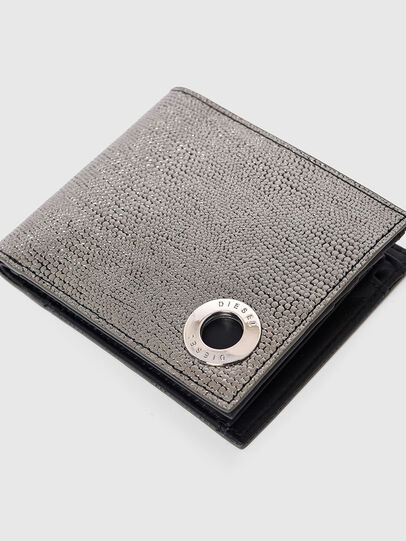 Diesel - HIRESH S, Grey - Small Wallets - Image 4