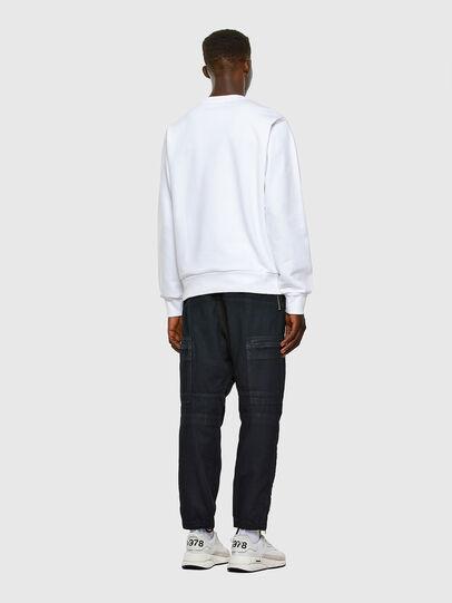Diesel - S-GIRK-CUTY, White - Sweatshirts - Image 5