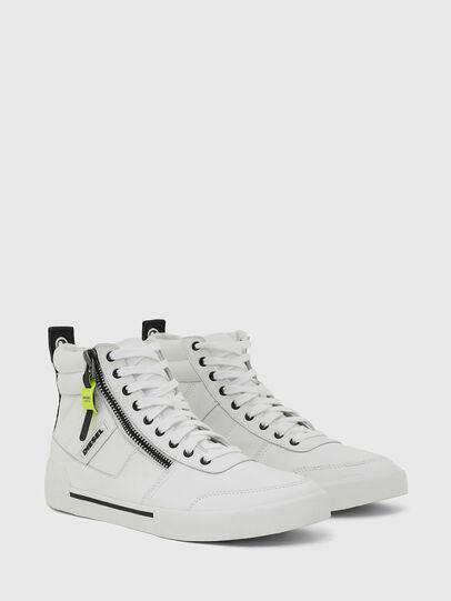 Diesel - S-DVELOWS, Blanco - Sneakers - Image 2
