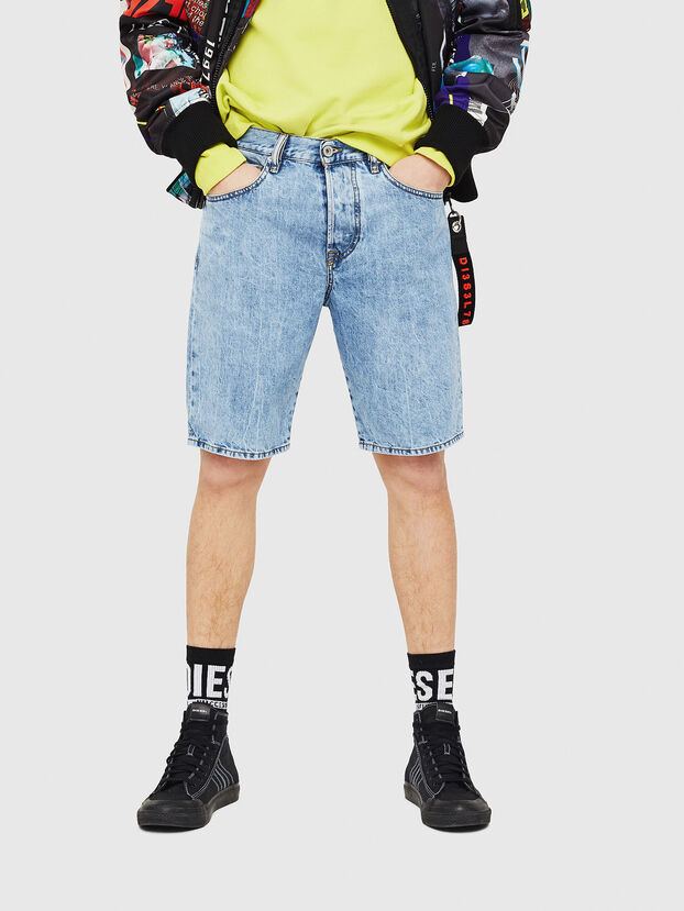 D-MIRK, Light Blue - Shorts