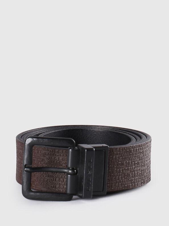B-TWIN, Black/Brown - Belts