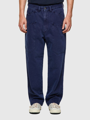 Straight Jeans - D-Franky