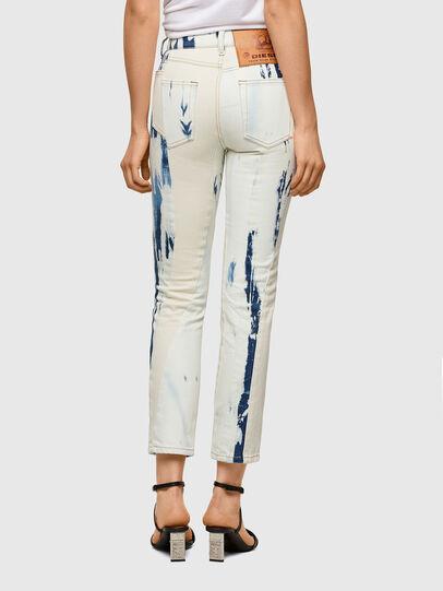 Diesel - D-Joy Slim Jeans 009UX, Medium Blue - Jeans - Image 2