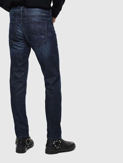 Diesel - D-Bazer 0095W, Dark Blue - Jeans - Image 2