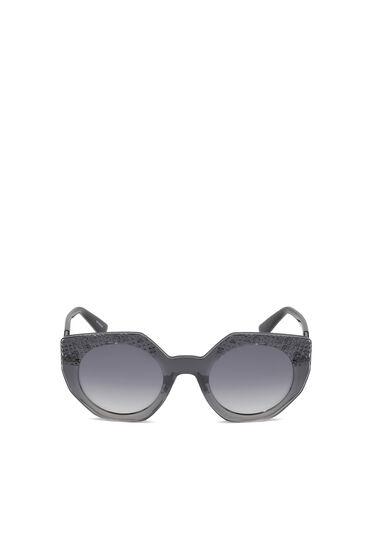 Geometric shape eyewear