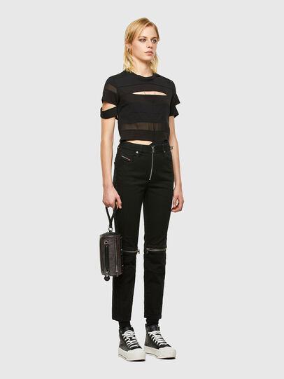 Diesel - D-Joy Slim Jeans 0688H, Black/Dark Grey - Jeans - Image 6