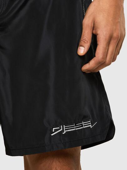 Diesel - BMBX-DOLPH, Black - Swim shorts - Image 3