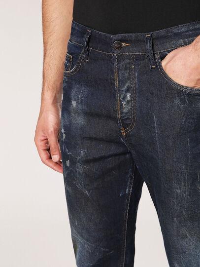 Diesel - Jifer 084SW, Dark Blue - Jeans - Image 6