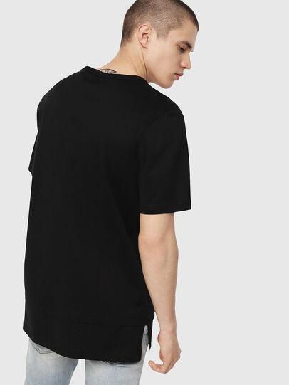 Diesel - T-YORI-Y1, Black - T-Shirts - Image 2