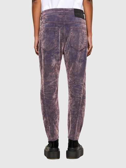 Diesel - Fayza 069RQ, Blue/Pink - Jeans - Image 2