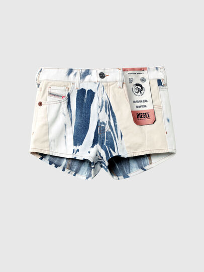 Diesel - DE-JOYS-SP, Blue/White - Shorts - Image 6