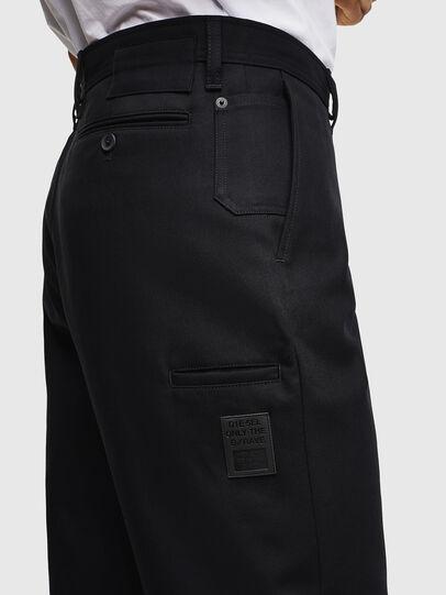 Diesel - P-JOSH-L, Black - Pants - Image 4