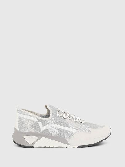 Diesel - S-KBY, Grey/White - Sneakers - Image 1
