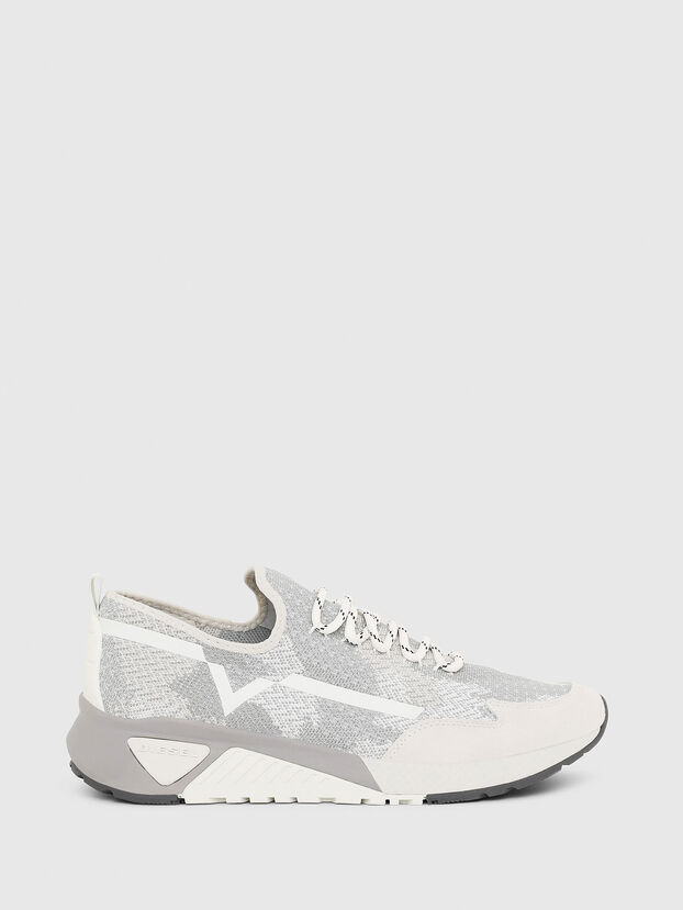 S-KBY, Grey/White - Sneakers