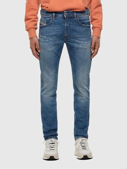 Diesel - Thommer Slim Jeans 009ES, Light Blue - Jeans - Image 1