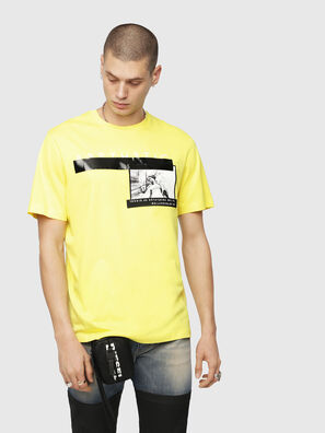 T-JUST-YP, Yellow - T-Shirts