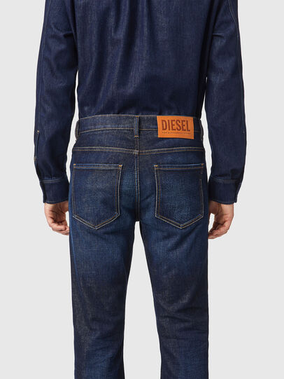 Diesel - D-Vocs Bootcut Jeans 09A12, Dark Blue - Jeans - Image 4