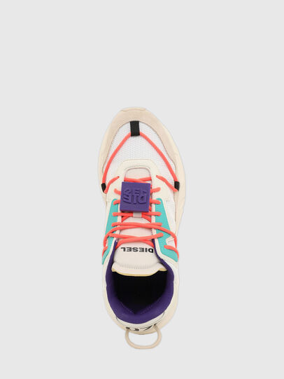 Diesel - S-SERENDIPITY LC EVO, White/Pink - Sneakers - Image 6