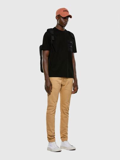 Diesel - D-Luster 009HA, Light Brown - Jeans - Image 5