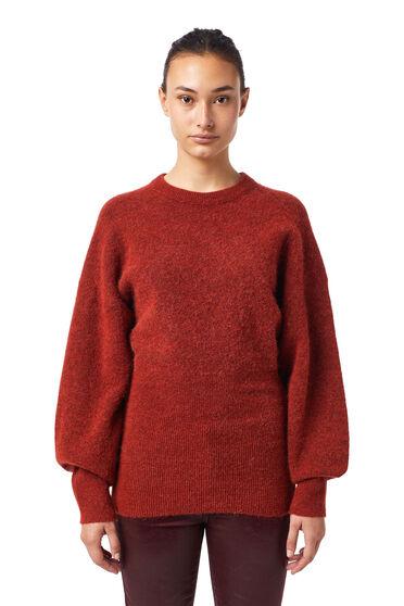 Pullover in alpaca blend