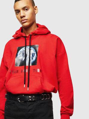 S-ALBY-YA, Red - Sweatshirts