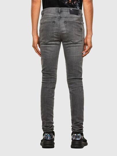 Diesel - D-Amny Skinny Jeans 009NZ, Black/Dark Grey - Jeans - Image 2