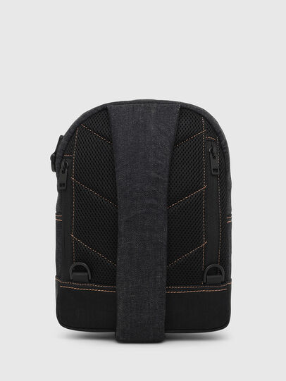 Diesel - BREGGHI, Dark Blue - Backpacks - Image 2