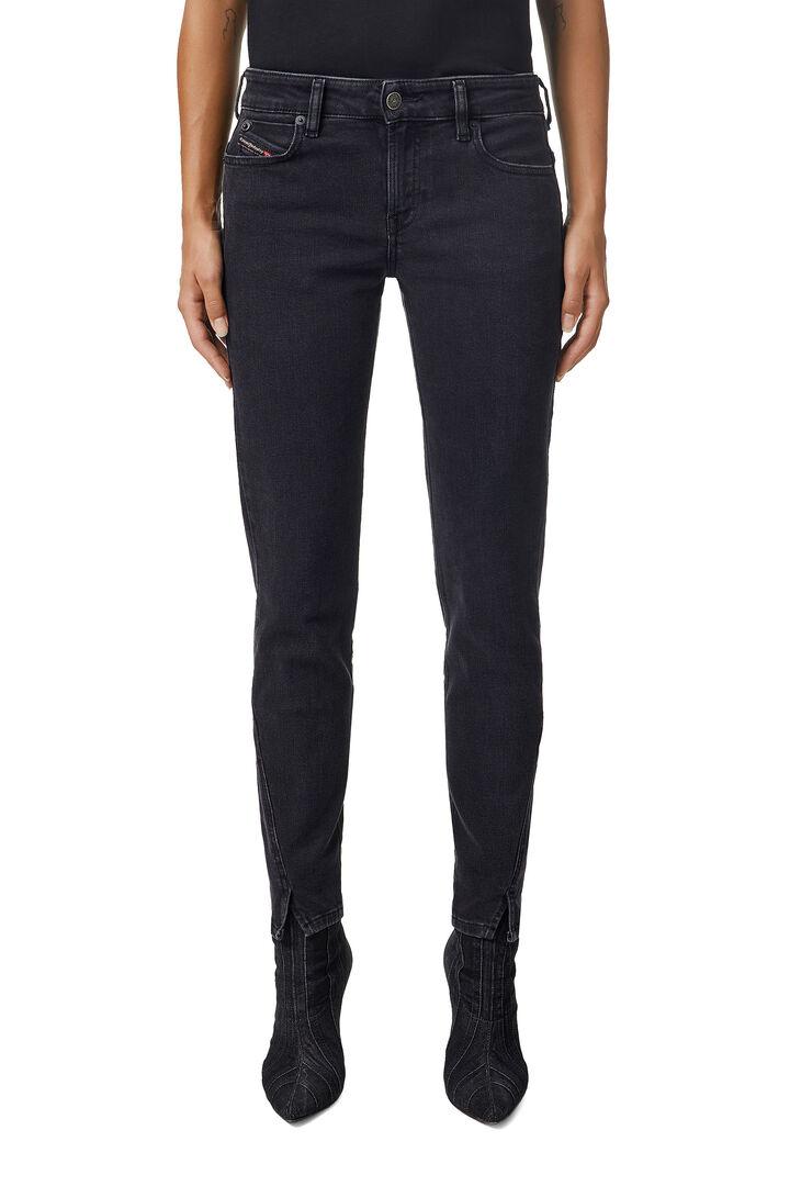 D-Jevel Slim Jeans 0870G,