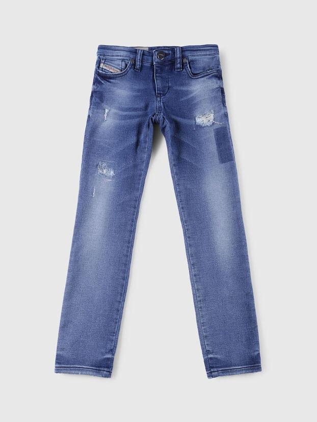 SKINZEE-LOW-J-N JOGGJEANS, Blue Jeans - Jeans