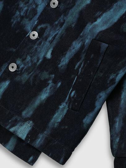 Diesel - PR-JK01, Dark Blue - Denim Jackets - Image 4
