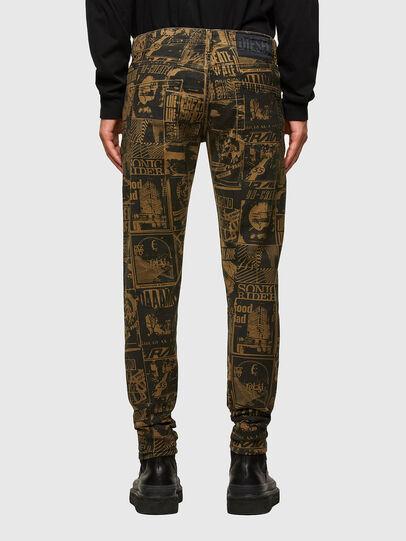Diesel - D-Strukt Slim Jeans 009GB, Brown - Jeans - Image 2