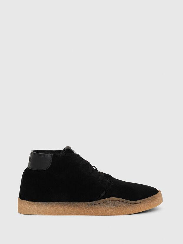 H-CLEVER PAR DESERT, Black - Sneakers
