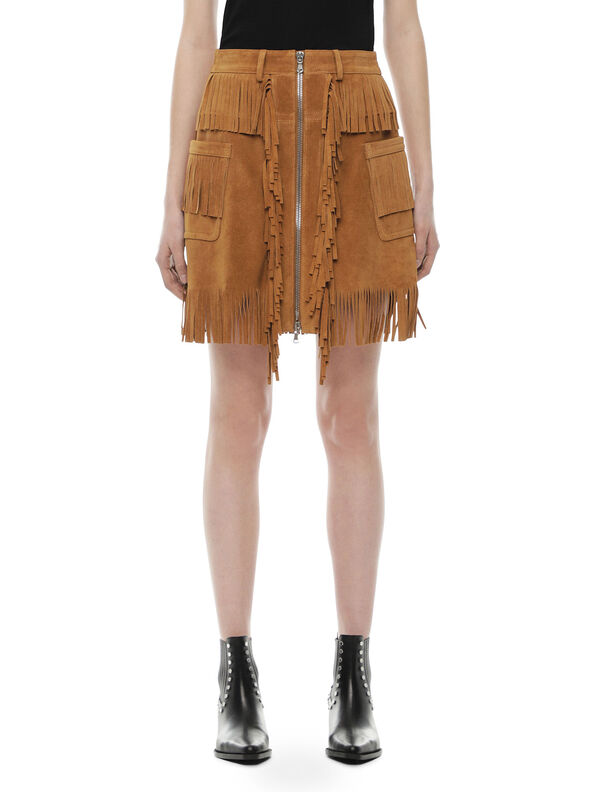 OSCAP,  - Leather skirts