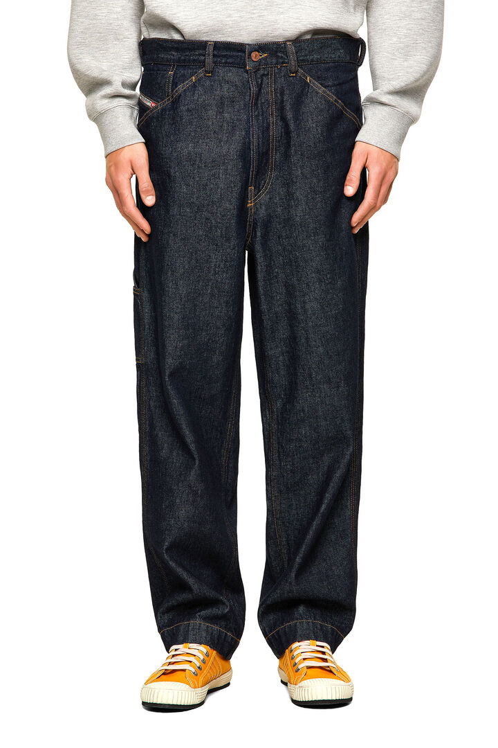 D-Franky Straight Jeans 009HP,