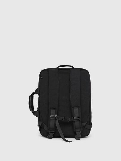 Diesel - F-URBHANITY BRIEFCAS, Black - Briefcases - Image 5