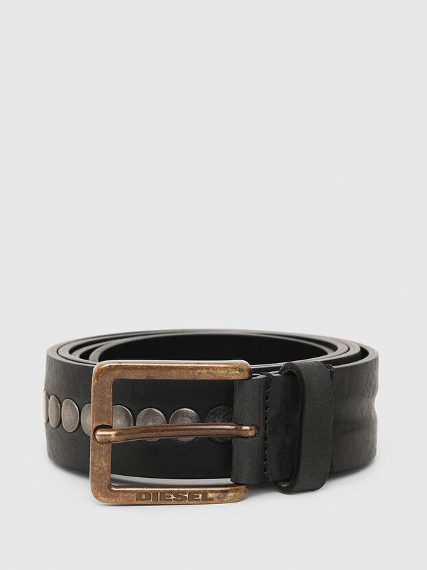 B-LATERAL, Black - Belts