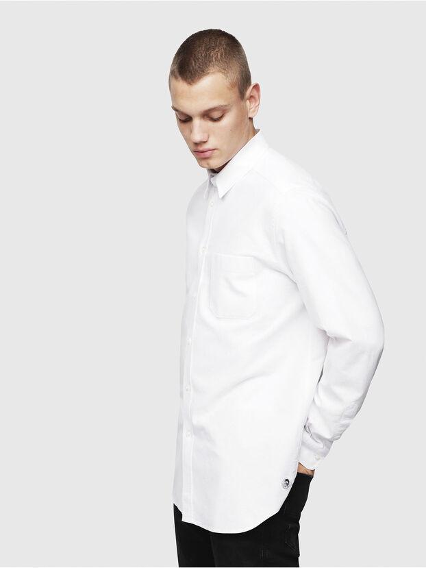 S-MOI-R, White - Shirts